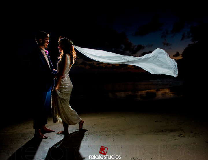 One Shot - Nick & Francesca Wedding | Ohana Villa, Bacolet, Tobago