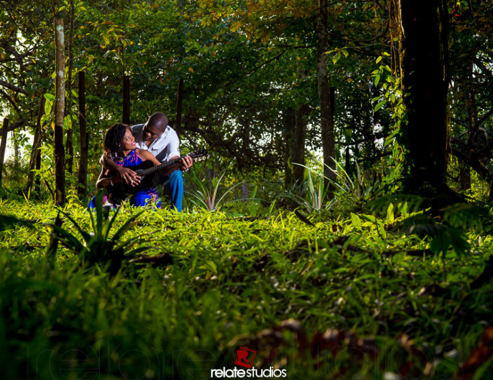 Kheron & Robyn Engagement | Arena Forest, Trinidad