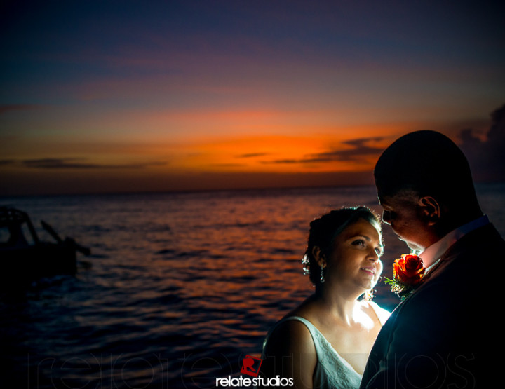 Marlon & Wendy Wedding | Pigeon Point, Tobago