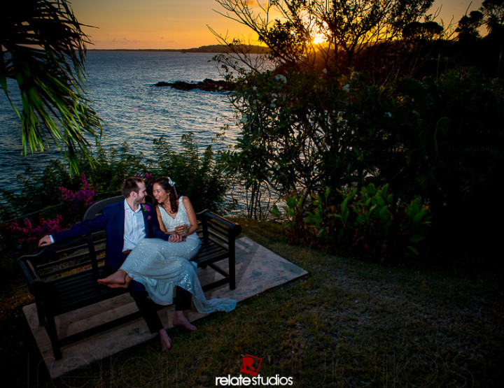 Nick & Francesca Wedding | Ohana Villa, Bacolet, Tobago.